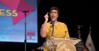 Mayor Bowser's State of the District message to Congress: If you won't help, get out of our way