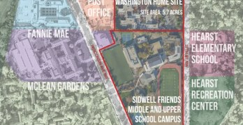 Sidwell delaying North Cleveland Park expansion; Murch renovation on schedule