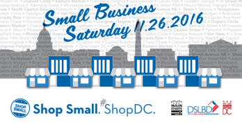 It's easy to shop small and local on Small Business Saturday