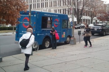 Sweetz Cheesecake: The food truck that saved Thanksgiving.