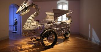 "Neighbors Recommend: ""The Art of Burning Man"" at Renwick Gallery"