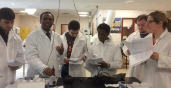 UDC's water and soil testing lab earns national accreditation