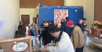 A Van Ness/Forest Hills Small Business Saturday recap, in tweets