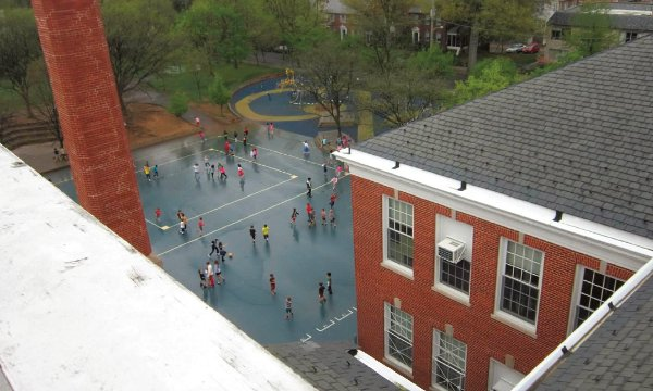 The view from the top. (photo by Murch fifth grader Henry Daschle)