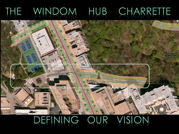 Windom hub charette slide