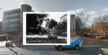 It's a mid-20th century Google Street View, and we get to explore it