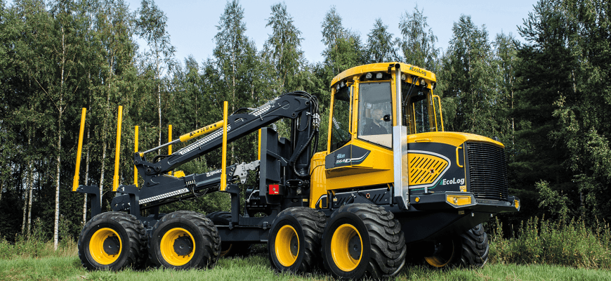 Forwarder 564D
