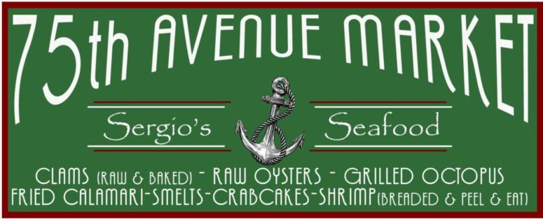 """""""75th Street Market"""" vis Taste of Elmwood Park"""