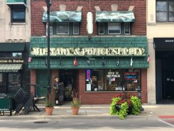 Mike Cody's Military & Police Supply, 7351 Madison St., has seen new customers interested in protecting themselves and learning survival skills during the pandemic and recent rioting. | Maria Maxham