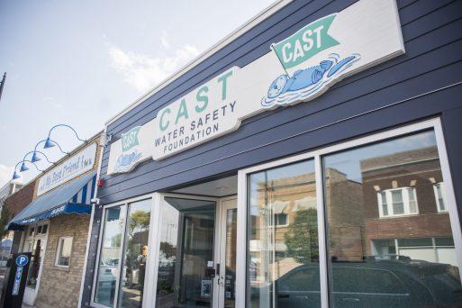 CAST Water Safety Foundation, 7628 Madison Street. | Alex Rogals, Staff Photographer