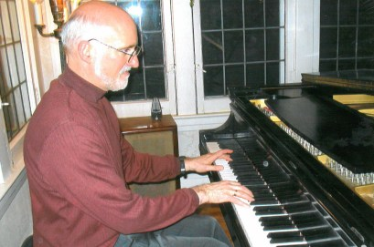 Dr. David Leehy, pianist and physician extraordinaire. | JACKIE SCHULZ/Contributor
