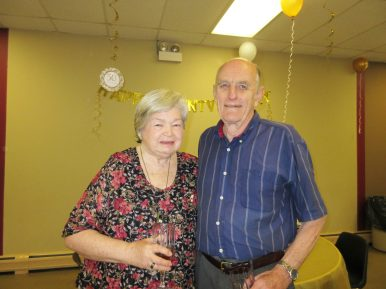 Janet and Ray Paulin. | JACKIE SCHULZ/Contributor
