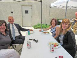 Monica Kline, Don Offermann, Judy Graves and Sandy Wasiliauskis. | JACKIE SCHULZ/Contributor