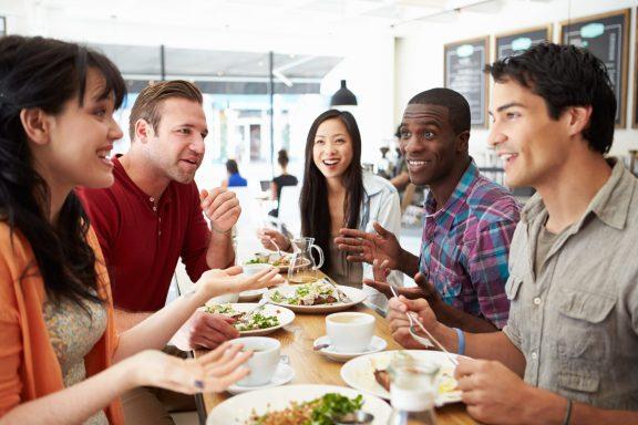 'Meet Your Neighbor' community dinner