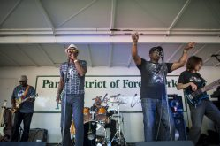 R-Gang from Chicago performs. | William Camargo/Staff Photographer