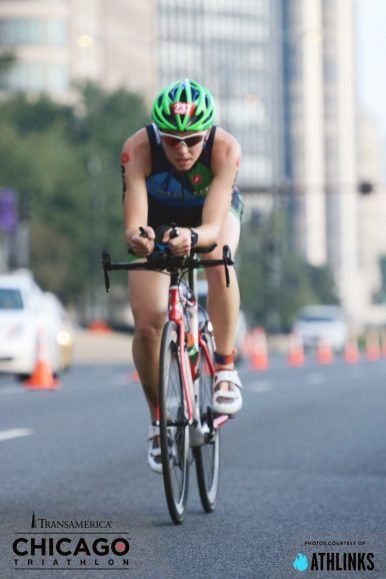 Forest Parker Rachel Pearson is a championship triathlete. | Courtesy Rachel Pearson