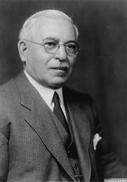 Adolph Sabath Former congressman