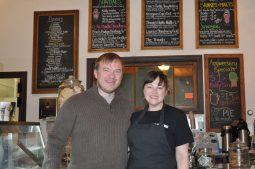 Matt and Connie Brown have added new dimensions to their ice cream business in 13 years.   File photo