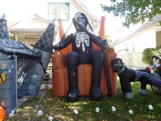 Haunted House | JACKIE SCHULZ/Contributor