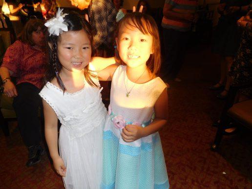 Freya Pang and Emmie Guo | JACKIE SCHULZ/Contributor