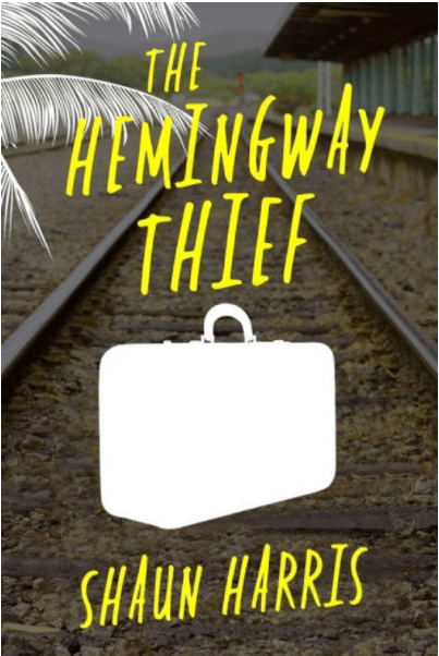 Author discussion: 'The Hemingway Thief'