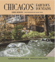 """Author discussion and book signing with Greg Borzo: """"Chicago's Fabulous Fountains"""""""