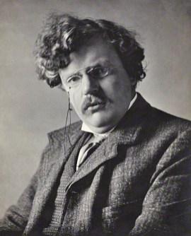 Chesterton book discussion