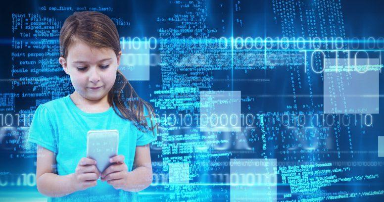 Teen girls in tech