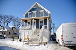 The home at 339 Des Plaines Avenue. | Alexa Rogals/Staff Photographer