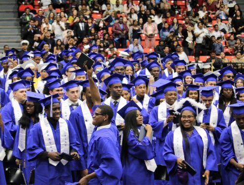 Proviso East High School Commencement   Provided photo