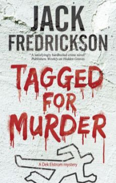 Author Discussion and Signing with Jack Fredrickson