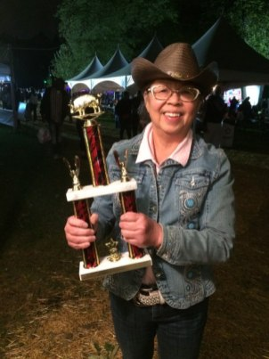 Beach Avenue BBQ placed first in the village's Ribfest this year. | Submitted photo
