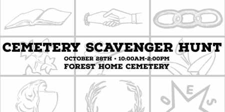 Second Annual Cemetery Scavenger Hunt