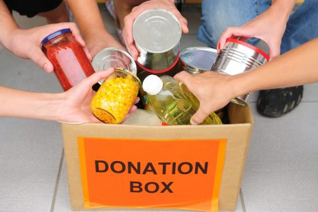 Food and Toiletry Drive