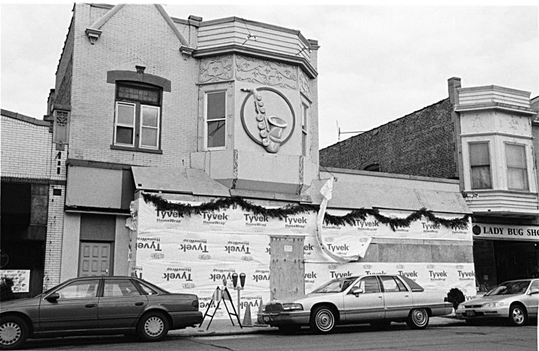 Playhouse restaurant and bar on Madison undergoing remodeling.