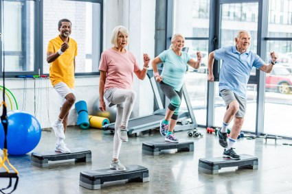 Join the Senior Citizen Club at the Howard Mohr Community Center, 7640 Jackson Blvd., for senior exercise classes on Friday, Jan. 17 from 10:45 to 11:30 a.m. and on Tuesday, Jan. 21 at 1 p.m.