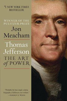 """Join leader Charles Vietzen for the History Discussion Group's talk about """"Thomas Jefferson: The Art of Power"""" at Centuries & Sleuths bookstore."""