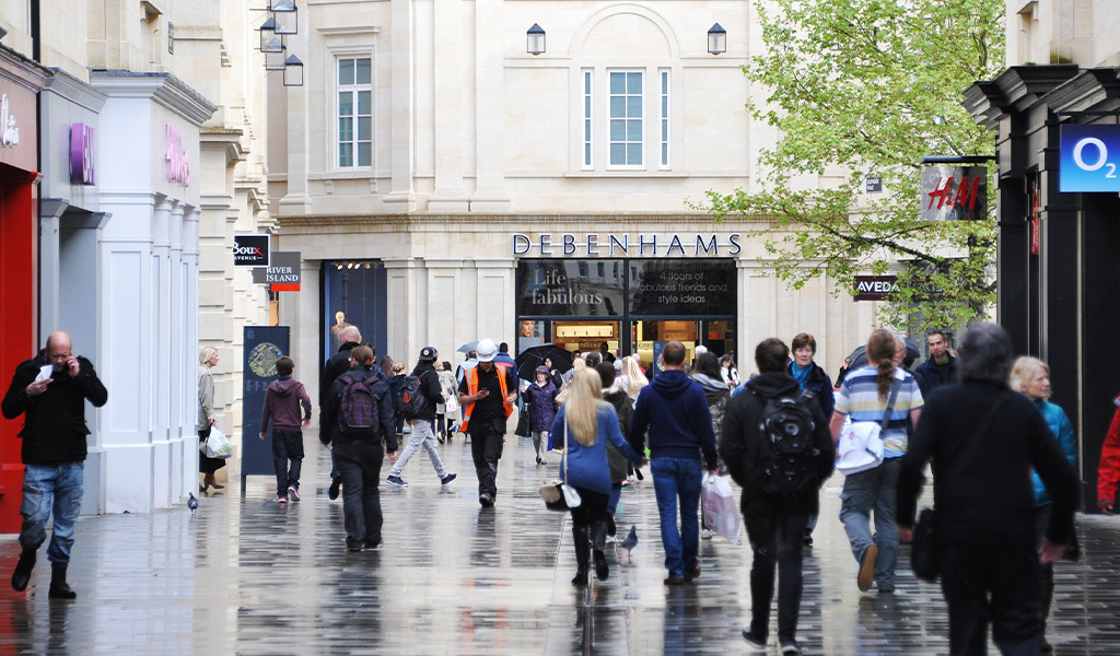 You are currently viewing The Future Of High Street Retail