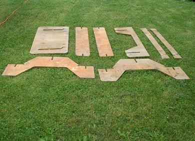 Build Diy Plywood Picnic Table Design Pdf Plans Wooden