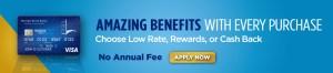 Nevada State Bank credit card ad