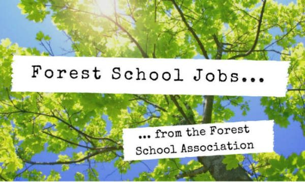 Deadline: 21 July | Forest School Leader | West Sussex
