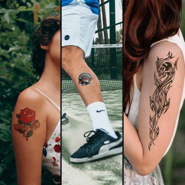 Tattoo Paper von FOREVER