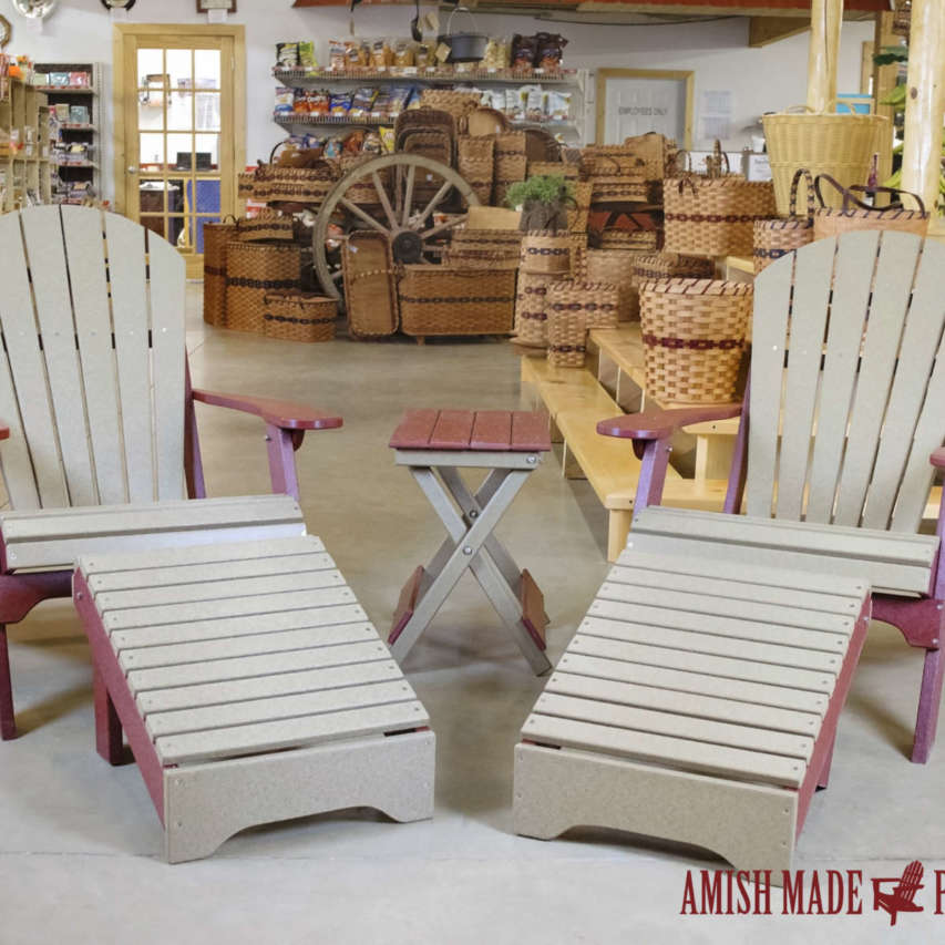 Amish-Made-Poly-Adirondack-Chairs-with-Table-and-Ottomans