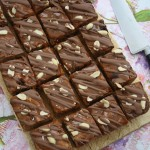Snickers Blondies