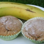 Banana and Cinnamon Muffins
