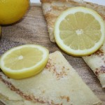 Crepes With Lemon And Sugar
