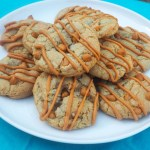 Honey Roasted Peanut and Butterscotch Cookies