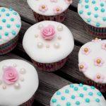 Fondant Cupcakes