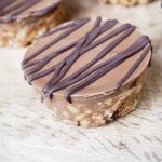 Mars Bar Rice Krispie Cups