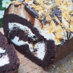 Salted Caramel and Chocolate Hazelnut Swiss Roll